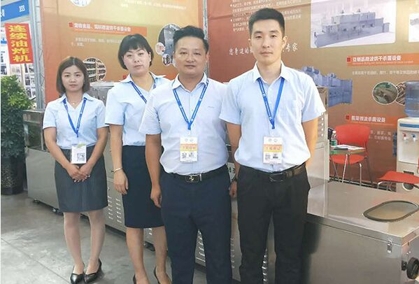 Sunda's participation in the Xinjiang Exhibition was a compl
